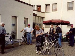 Radwanderungen in der Region Bützow -