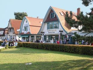 Strandpromenade in Boltenhagen