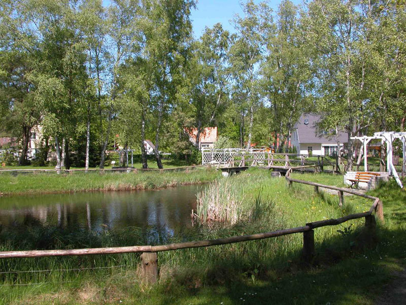 Kurpark Dierhagen