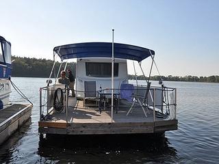 Natururlaub - Wassercaravan