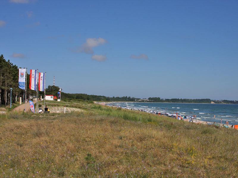 Strand an der Schaabe