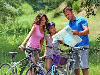 Auf Entdeckertour – Unterwegs mit dem Fahrrad