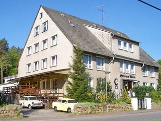 "Gruppenhaus & Pension ""Haus am Walde"""