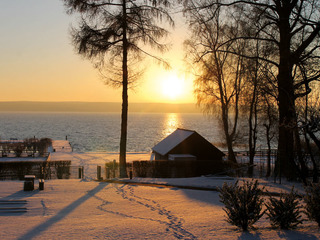 Weihnachten am Plauer See