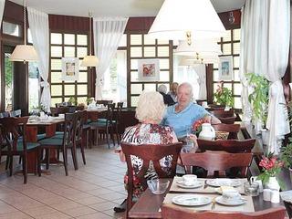 Caféstübchen und Pension Witt