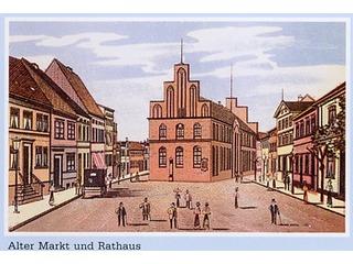Geschichte Parchimer Rathaus
