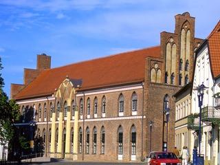 Rathaus Parchim
