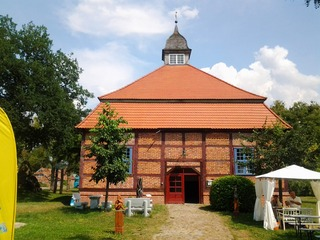 Kunstagentur Peter Balsam (Schlosskapelle Remplin)