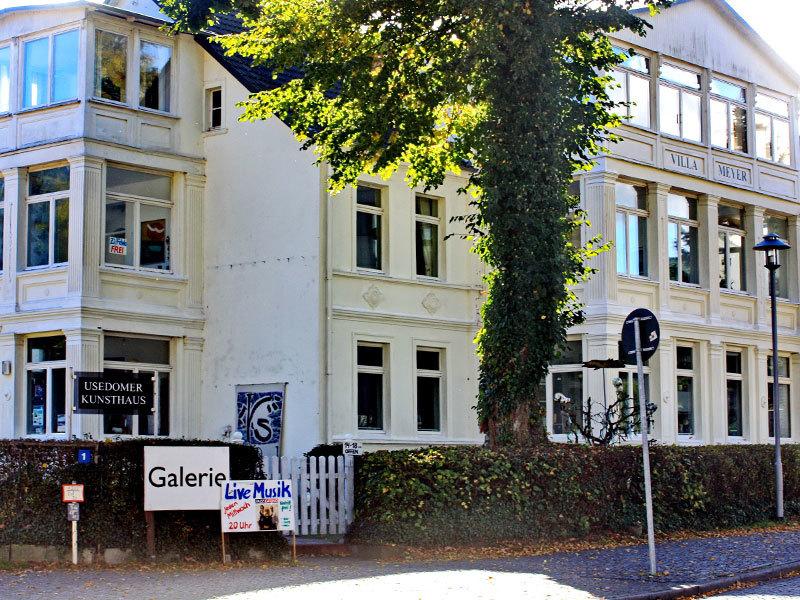Usedomer Kunsthaus Villa Meyer