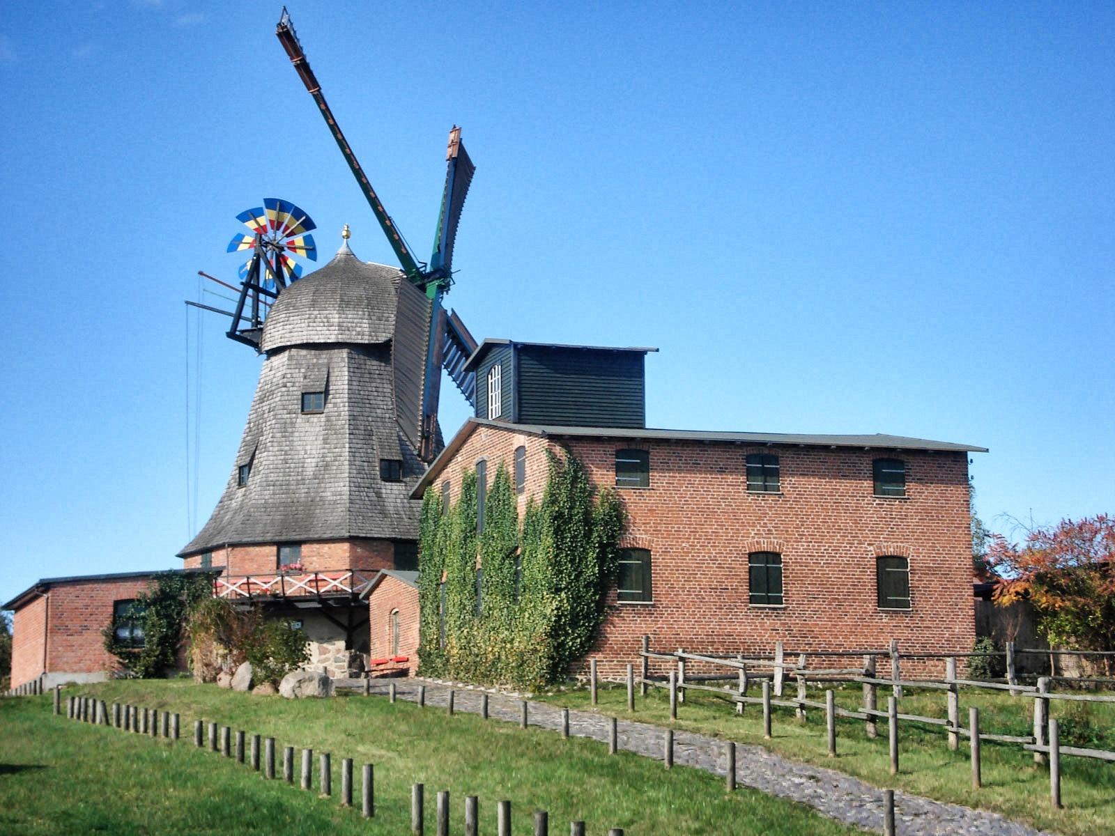 Stadtwindmühle