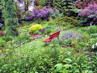 Blütengarten Malchow