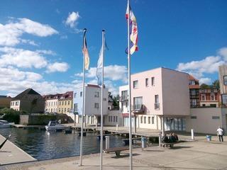 Stadthafen Malchow