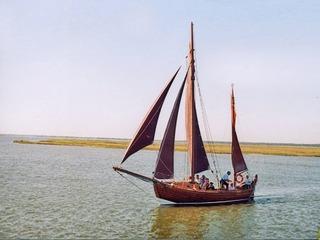 Zeesboote Fischland-Darß-Zingst