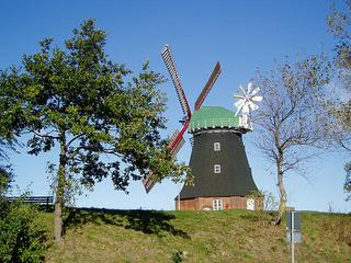 Holländerwindmühle Stove