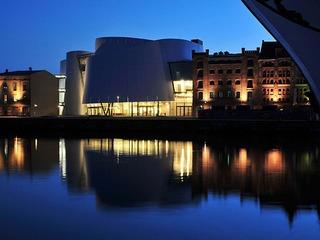 Stralsund und Ozeaneum & Meeresmuseum (Herbst/Winter)