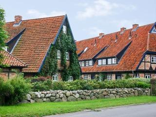 Bauernhäuser Börgerende-Rethwisch