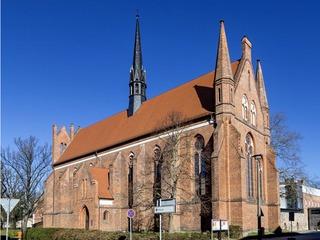 St.-Johannis-Kirche und Franziskanerkloster Neubrandenburg