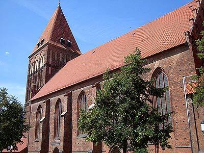 St Jacobi Greifswald