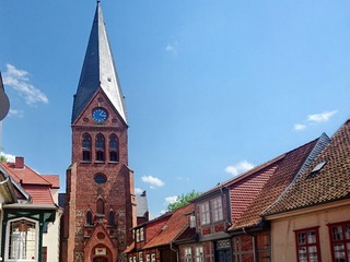 Stadtkirche Hagenow