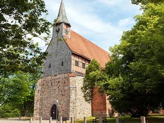 Kirche Zarrentin