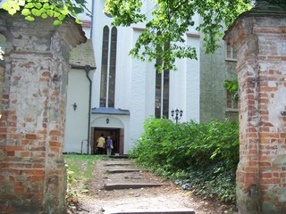 Johanniterkirche Mirow