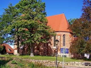 Kirche Goldberg