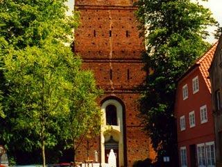 St.-Jacobi-Kirche Gingst