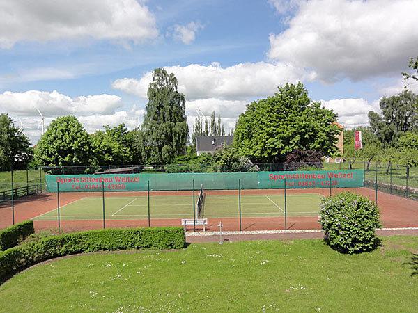 Tennis-Arrangement