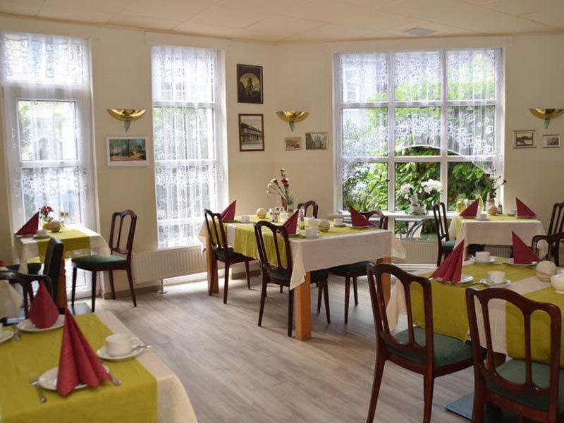 """Restaurant im Hotel """"Nordlicht"""""""