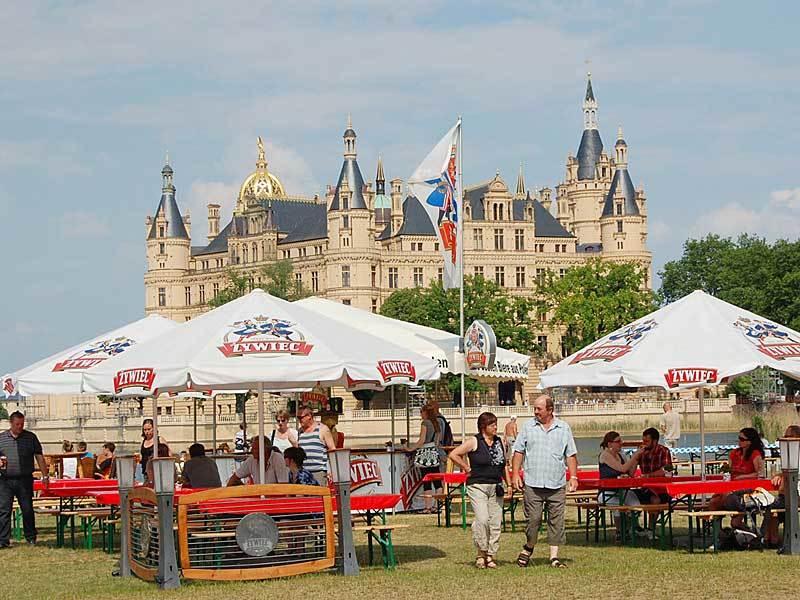 Erlebnisreise nach Schwerin