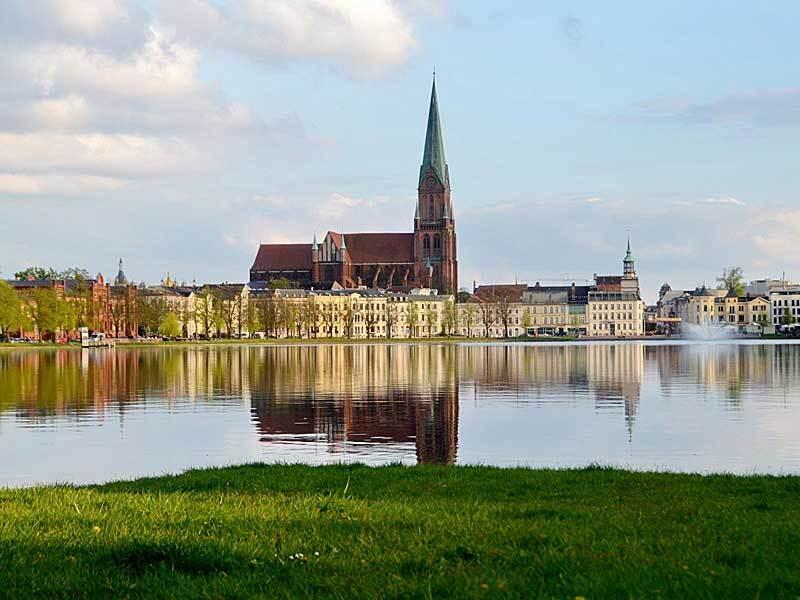Schnupperkurzurlaub in Schwerin