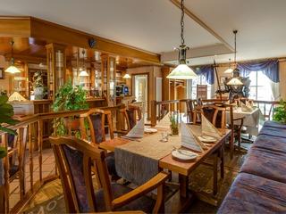 """Restaurant """"Zum Stargarder"""" im Hotel Zur Burg"""