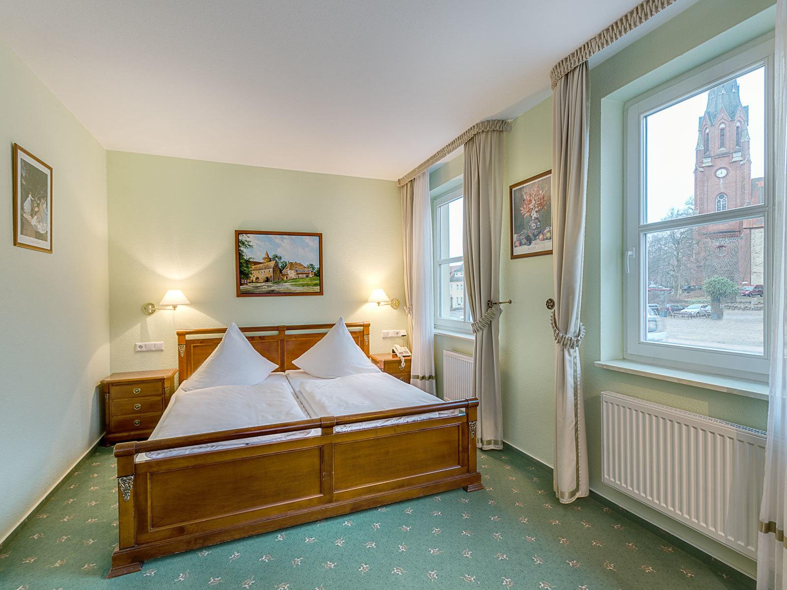 One-Night-Stay-Sorglos in Burg Stargard