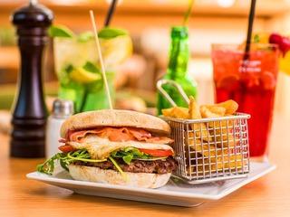 "Restaurant ""Beef & Burger"""