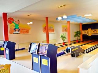 """Bowling in der Gaststätte """"Zum Kronenwirt"""""""