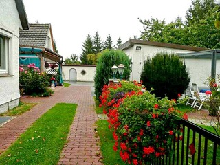 Pension in Zickhusen