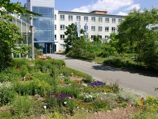 Schaugarten der Hochschule Wismar