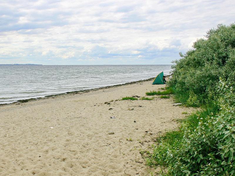 Strand Hinter Wangern