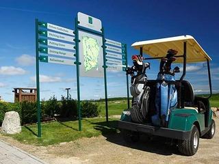 5-Tages-Golfarrangement