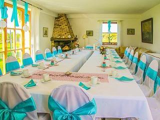 Angebot für Hochzeiten und Familienfeiern