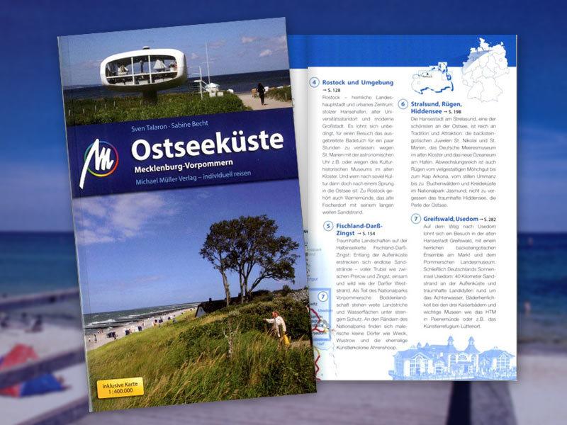 Reiseführer Ostseeküste – Mecklenburg-Vorpommern