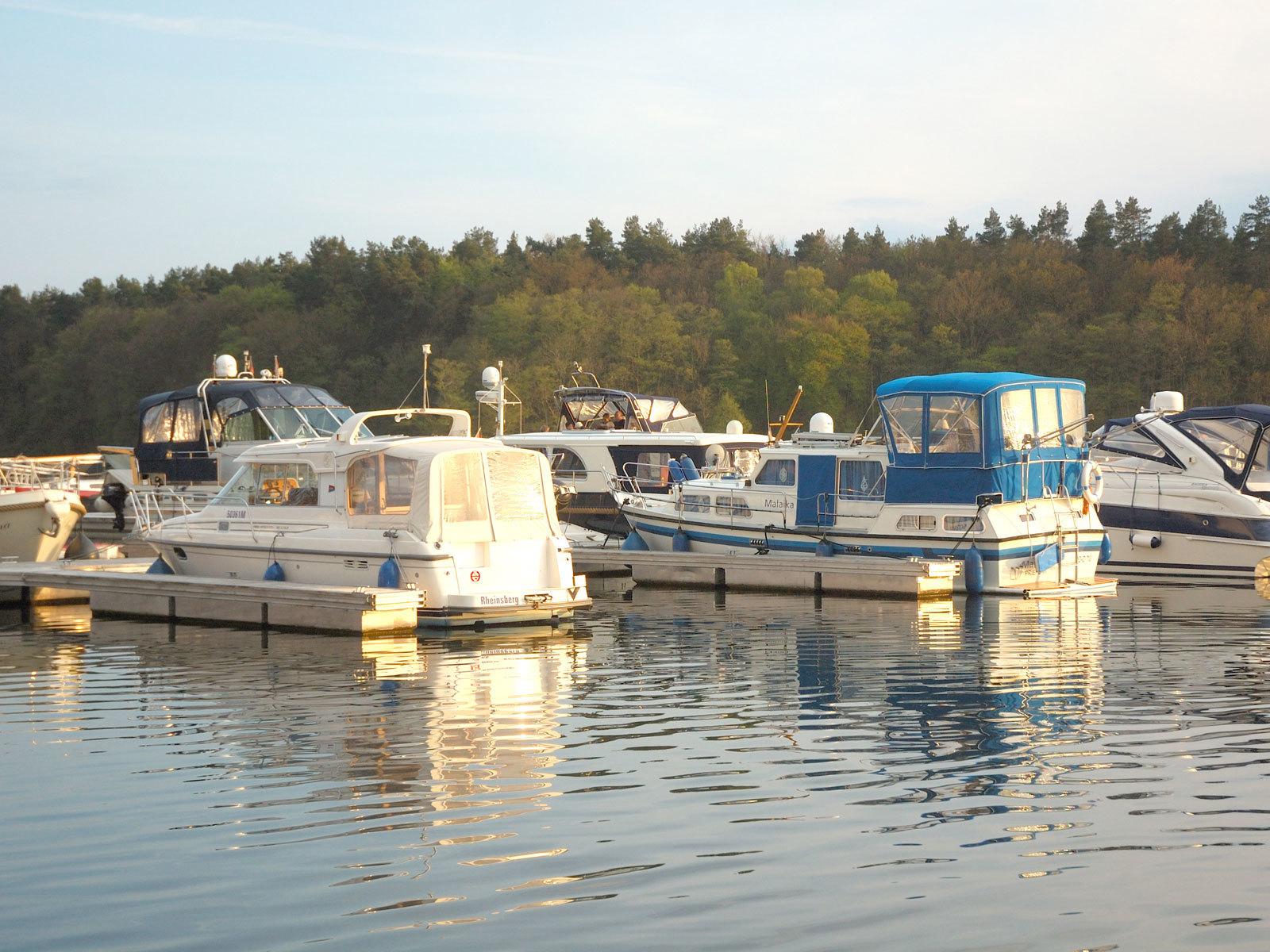 Yachthafen Priepert