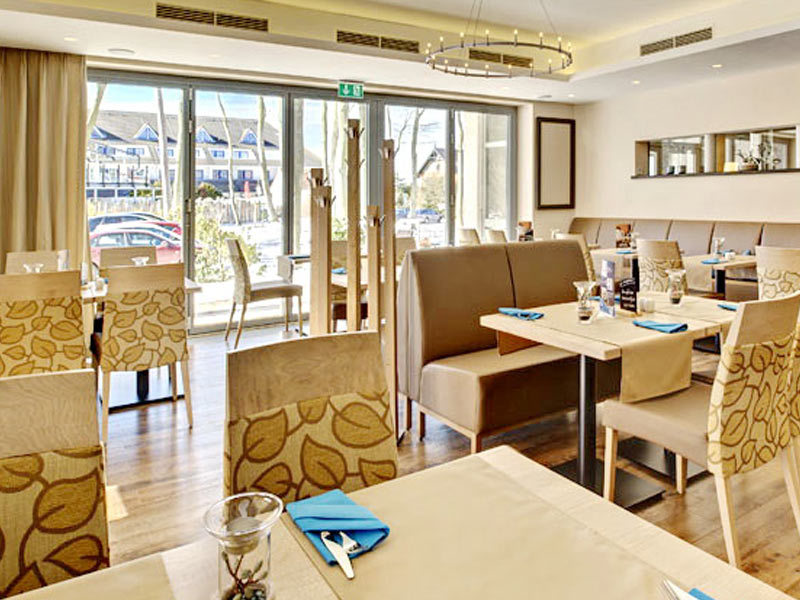 "Restaurant ""Buhne 36""  - Hotel Haus am Meer"