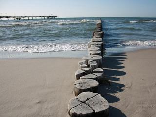 Spaziergänge am Meer