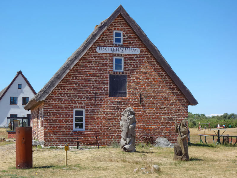 Fischereimuseum Hiddensee