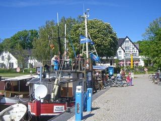 Hafen Kloster