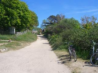 Wanderung: Vitte - Kloster - Vitte