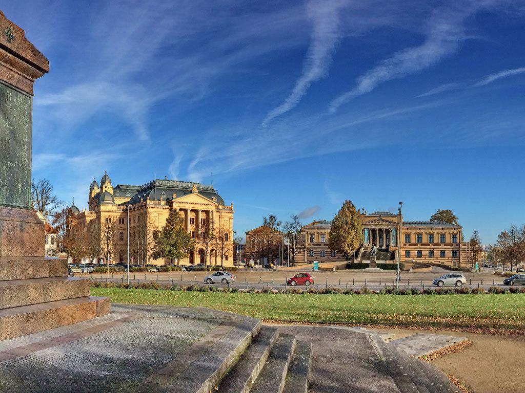 Alter Garten Schwerin Schwerin