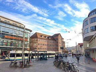 Marienplatz Schwerin