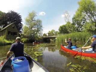 Wasserwandern in Mecklenburg-Vorpommern und Brandenburg